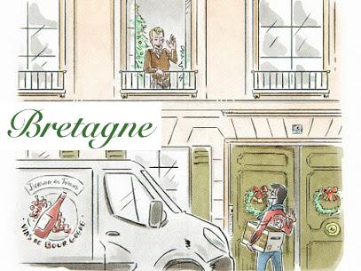 Bretagne - Livraisons à domicile gratuites*