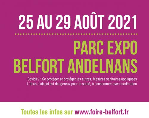 Foire aux vins de Belfort Andelnans (90)